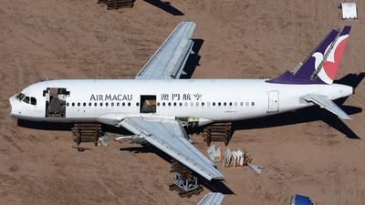 B-MAL - Airbus A319-132 - Air Macau