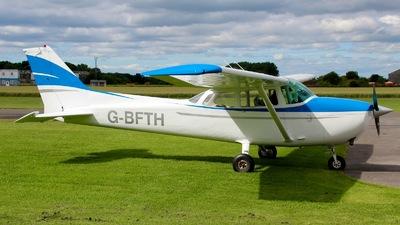 A picture of GBFTH - Cessna F172N Skyhawk - [1671] - © Jez-UK