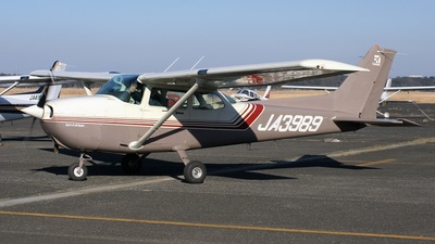 JA3989 - Cessna 172P Skyhawk - New Central Airline (NCA)