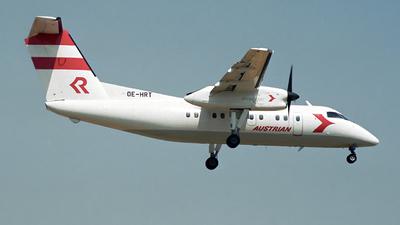 OE-HRT - Bombardier Dash 8-103 - Austrian Airlines (Rheintalflug)