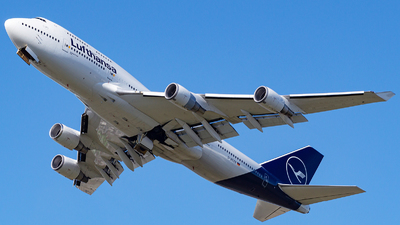 D-ABVM - Boeing 747-430 - Lufthansa
