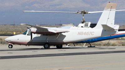 N8467C - Aero Commander 560F - Private