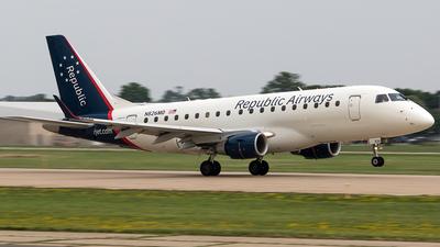 N826MD - Embraer 170-100SU - Republic Airways