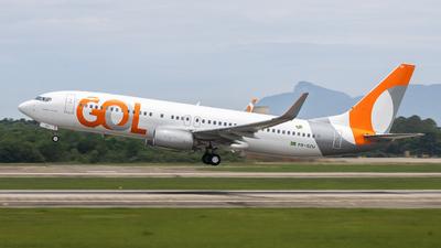 PR-GZU - Boeing 737-8AS - GOL Linhas Aéreas