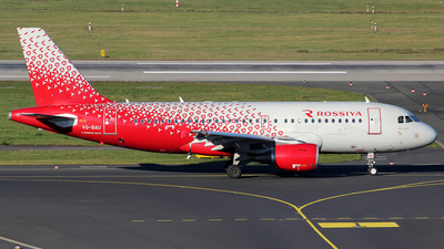 A picture of VQBAU - Airbus A319111 - Rossiya - © Christian Weber
