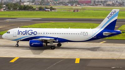 VT-IDT - Airbus A320-232 - IndiGo Airlines