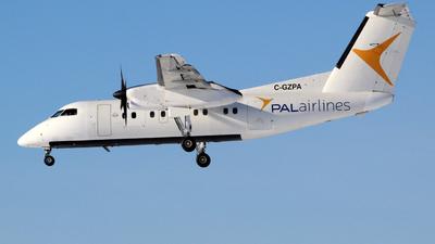 A picture of CGZPA - De Havilland Canada Dash 8100 - Perimeter Aviation - © Guy Langlois