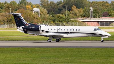 D-ARMY - Embraer ERJ-135BJ Legacy 650E - Air Hamburg