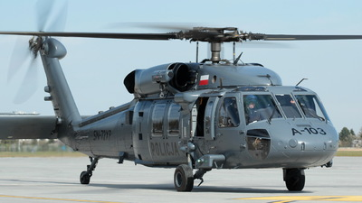 SN-72XP - Sikorsky S-70i Blackhawk - Poland - Police