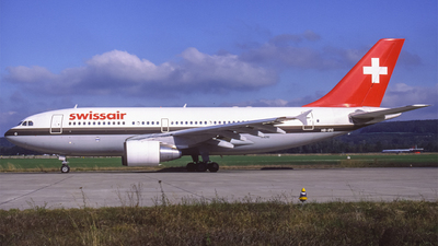 HB-IPG - Airbus A310-322 - Swissair