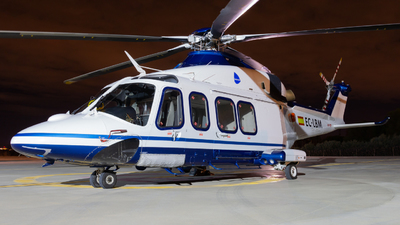 A picture of ECLBM - AgustaWestland AW139 - Babcock MCS Espana - © Juan Manuel Gibaja