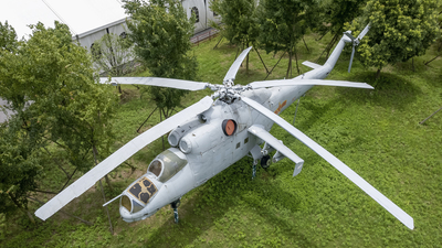 - Mil Mi-24 Hind - China - Air Force