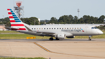 A picture of N434YX - Embraer E175LR - American Airlines - © Joe Waxman