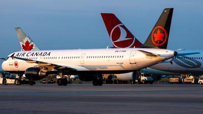 C-FGKN - Airbus A321-211 - Air Canada