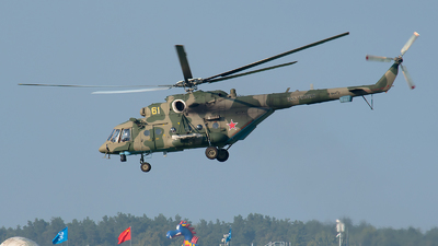 RF-04472 - Mil Mi-8AMTSh Hip - Russia - Air Force