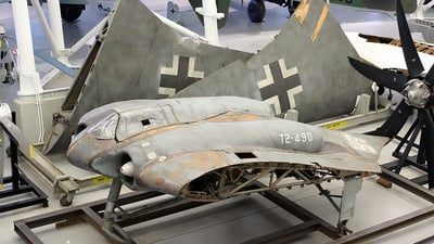 FE-490 - Horten Ho 229 V3 - Germany - Air Force