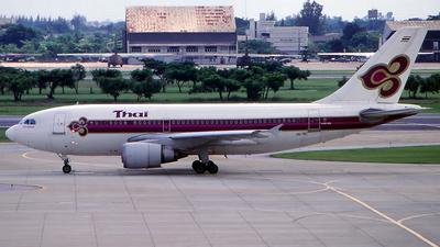 HS-TIC - Airbus A310-204 - Thai Airways International