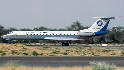 RA-65086 - Tupolev Tu-134A-3 - Volga-Aviaexpress