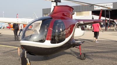 F-PMUL - Fama Helicopters Jetcopter K209M - Private