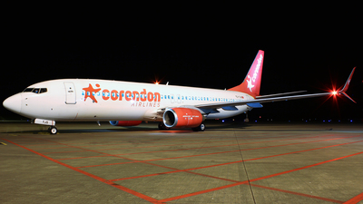A picture of TCTJS - Boeing 73781B - Corendon Airlines - © Christian Weber