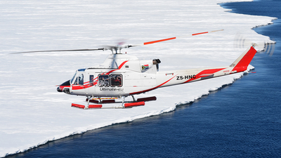 ZS-HNC - Bell 412EP - Ultimate Air