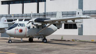 TL7-1/22 - IAI Arava 201 - Thailand - Royal Thai Air Force