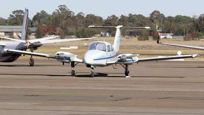 VH-JRT - Beechcraft 76 Duchess - Private