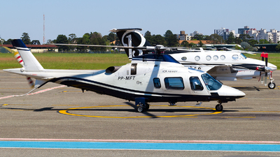 PP-MFT - Agusta A109E Power - Private
