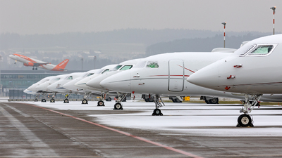 LSZH - Airport - Ramp