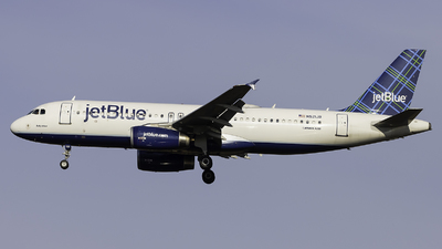 A picture of N521JB - Airbus A320232 - JetBlue Airways - © Maik Voigt