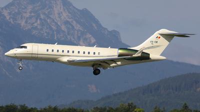 YR-TIK - Bombardier BD-700-1A11 Global 5000 - Ion Tiriac Air