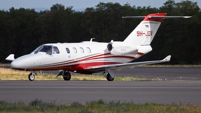 9H-JDV - Cessna 525 CitationJet M2 - NextGen Aviation
