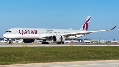 A7-ANI - Airbus A350-1041 - Qatar Airways