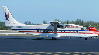 N160DD - Short 360-300 - American Eagle (Flagship Airlines)