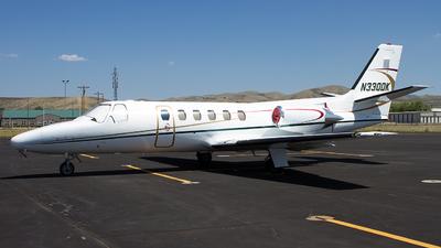 N330DK - Cessna 550 Citation II - Private