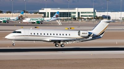 N96AP - Bombardier CRJ-200ER - Private