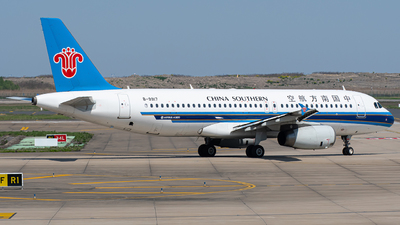 A picture of B9917 - Airbus A320232 - China Southern Airlines - © Janson Button