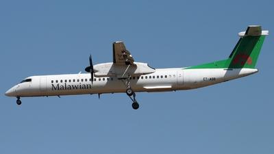 ET-AQB - Bombardier Dash 8-Q402 - Malawian Airlines