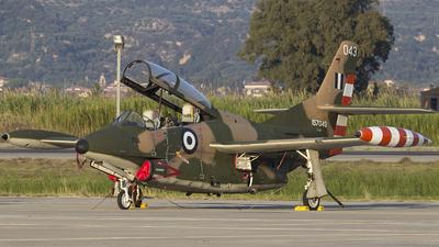 157043 - North American T-2C Buckeye - Greece - Air Force
