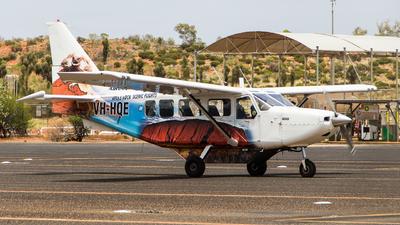 VH-HQE - Gippsland GA-8 Airvan - Ayers Rock Scenic Flights