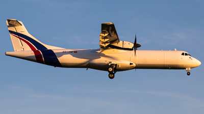 A picture of ECJQF - ATR 72211(F) - [0147] - © Toby Geoghegan
