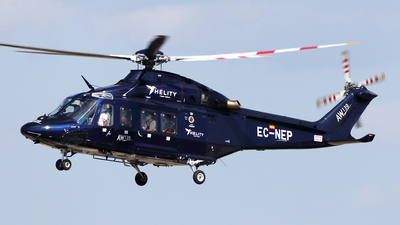 A picture of ECNEP - AgustaWestland AW139 - HELITY Copter Airlines - © Fernandez Manuel