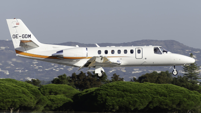 OE-GDM - Cessna 560 Citation Encore - The Flying Bulls