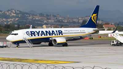 EI-EVY - Boeing 737-8AS - Ryanair
