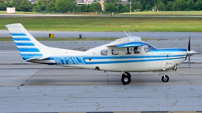 A picture of N731LT - Cessna P210N Pressurized Centurion - [P21000436] - © Agustin Anaya