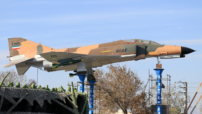 3-6649 - McDonnell Douglas F-4E Phantom II - Iran - Air Force