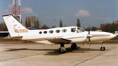 N6390G - Cessna 421C Golden Eagle - Private