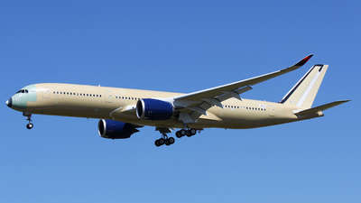 F-WZGP - Airbus A350-941 - Airbus Industrie