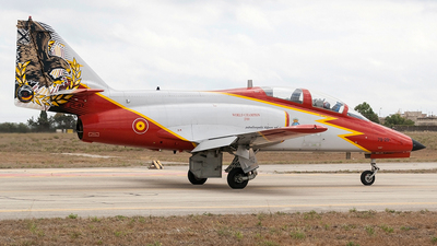 E.25-87 - CASA C-101EB Aviojet - Spain - Air Force