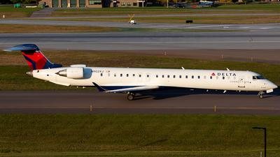 N902XJ - Bombardier CRJ-900LR - Delta Connection (Endeavor Air)